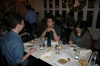 Mozillians Out to Eat
