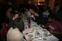 Mozillians at Dinner