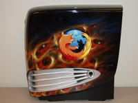 Firefox Alienware PC