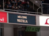 Welcome Mozilla!